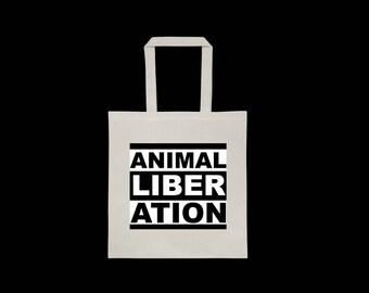 Animal Liberation tote