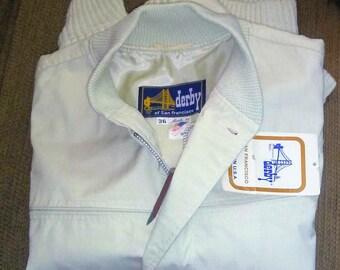 Derby of San Francisco jacket deadstock size 36