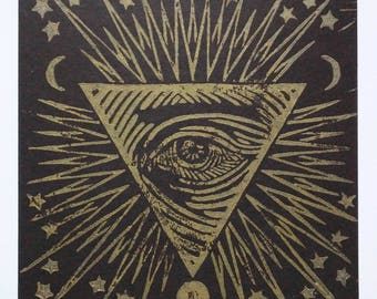 The Eye of Providence