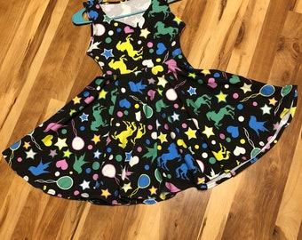 Luna Lovegood inspired adult dress