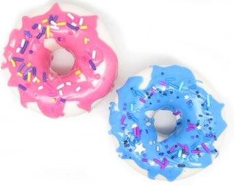 Doughnut Soap, Donut Soaps, Donut Soap, Goat Milk Soap, Dessert Soap, Soap Gift, Soap for Teens, Novelty Soap, Soap Doughnuts