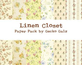 Linen Closet Mini Paper Pack
