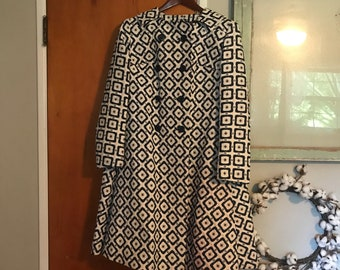 Rare Collette Modes Coat