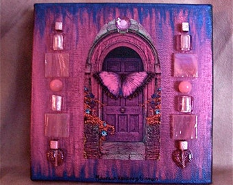 Original Art - Portal in Pink
