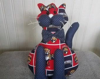 Florida Panthers Hockey Cat