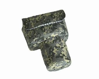 Camera Case Bag - Custom Fujifilm / Nikon / Canon / DSLR / SLR / DC Camera Case Bag - Charming Camouflage