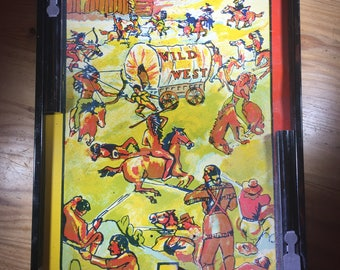 Wild West/High Ace Lindstrom 1930s