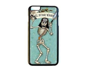 iPhone Case Choose Your Case Size Skeleton Vader #D425