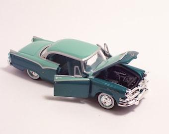 1955 Dodge Royal Lancer - Vintage Die Cast Car, 1/64th scale by Castline M2