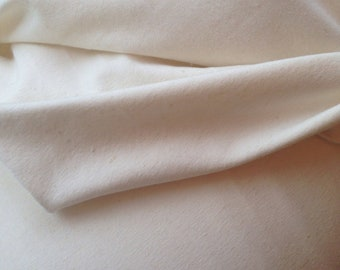 Hemp Organic Cotton Jersey 240 gsm - Natural
