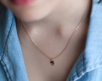 Gold - plated skull necklace gold plated skull pendant necklace