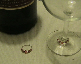 Wine Glass Markers.
