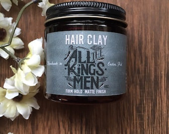 All The Kings Men Hair Clay