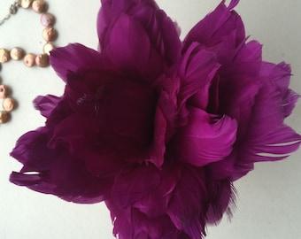 PRIMA GOOSE  /  Dark Magenta, Purple / PR - 25