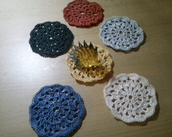 Mini Doilies 10 pieces