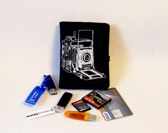 The USB Flash Drive Keeper for the Photographer