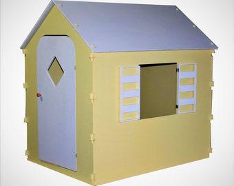 Playhouse,kids house, indoor playhouse, wooden playhouse