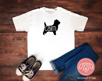 Cairn Terrier youth T-Shirt