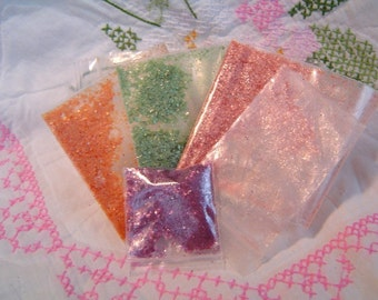 How to Make Your Own Colored Mica and Mica Glitter E-mail Download Instructions