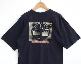 20% off Vintage!!! TIMBERLAND COACH JACKET windbreaker, big logo, embroided logo, vintage, vintage item, rare
