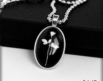 Depeche Mode Violator pendant cabochon necklace