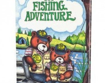 My Fishing Adventure Personalized Storybook For Kids