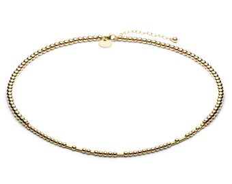 Ball chain / name chain • Morse code • gold