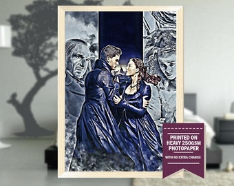 Great Expectations, fanart, expectations movie, expectations print, best posters, expectations poster, expectations art, cool art