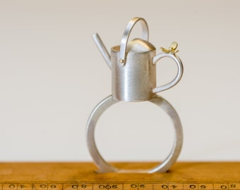Watering can ring