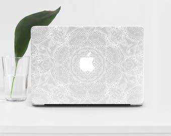 Mandala Macbook Pro Retina 15 Case Macbook Air 11 Flowers Macbook Pro 13 Floral Macbook 12 Macbook Pro 15 Hard Case Macbook Pro 13 Inch PM12