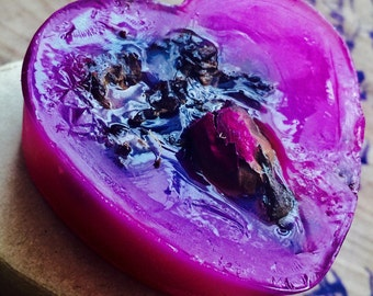 Love Heart Shape Soap