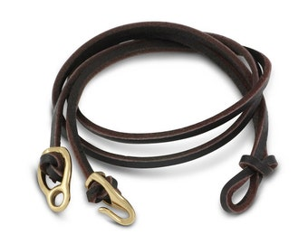 Extra Leather - Replacement Leather - With Signature Lost Apostle Clasp