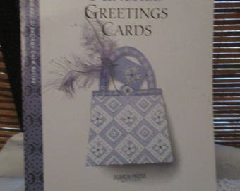 Making Your Own Cards  Punched Greeting Cards (1993)