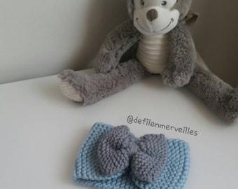 TO order * Headband - baby knot headband