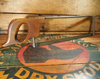 Antique Hacksaw from 1910-1920's