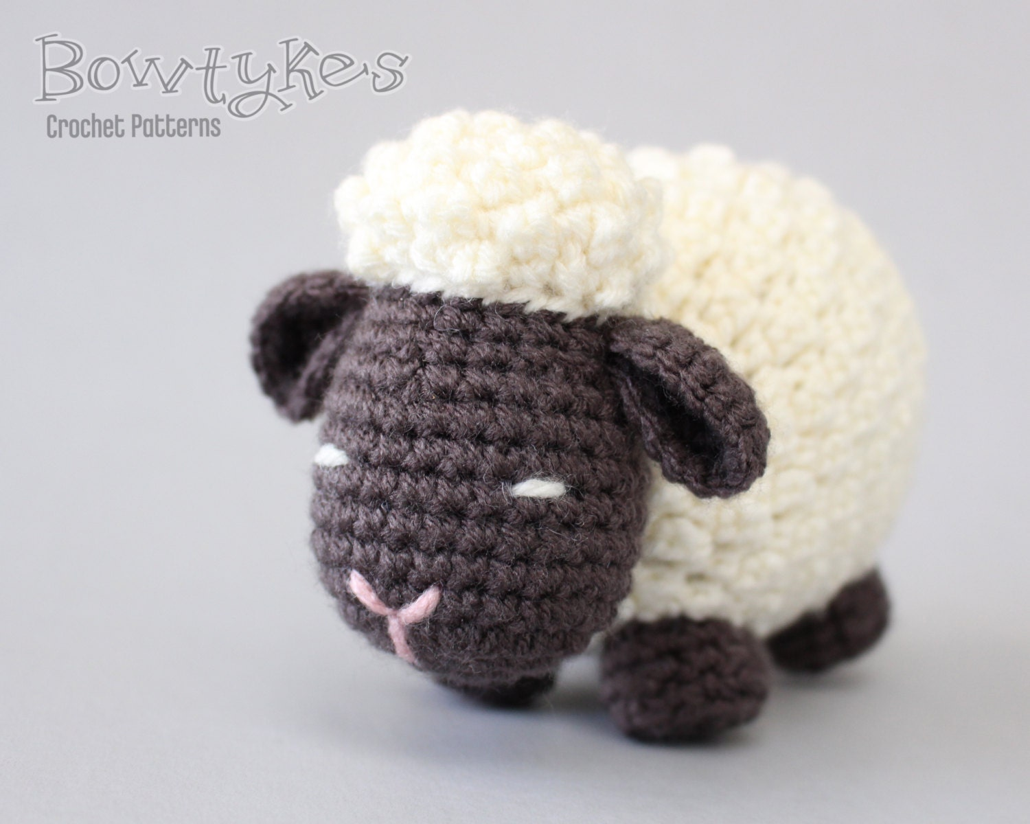 Argo the amigurumi sheep crochet pattern instant download zoom bankloansurffo Gallery