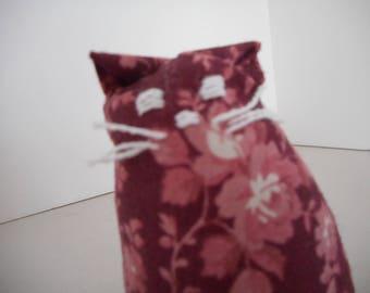 Raggy Cat Pin Cushion