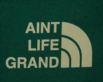"Widespread Panic - ""Ain't Life Grand"" - Short-Sleeve T-Shirt"