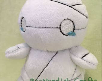 Mii-kun Inspired Custom Plush
