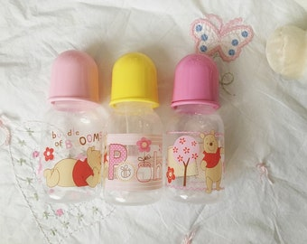 Winnie the Pooh | adult modified baby bottle | ddlg abdl cgl