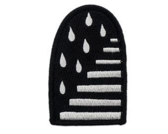 Portal of Tears Patch. Stair Portal Embroidered Patch