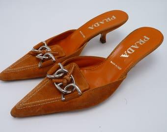 prada shoes women 90s country music videos