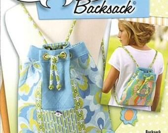 Chit Chat Backsack Pattern