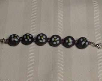 Purple Interchangeable Watch Bracelet