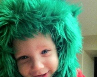 Little Monster Child Hat