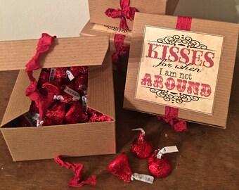 Valentine Treat Box Vintage Theme
