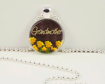 Grandmother Pendant