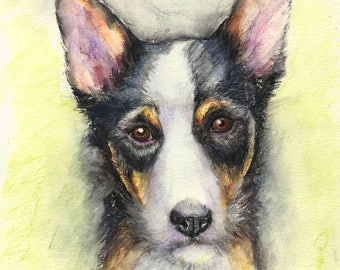 "Pet Portrait 8"" x 10"""