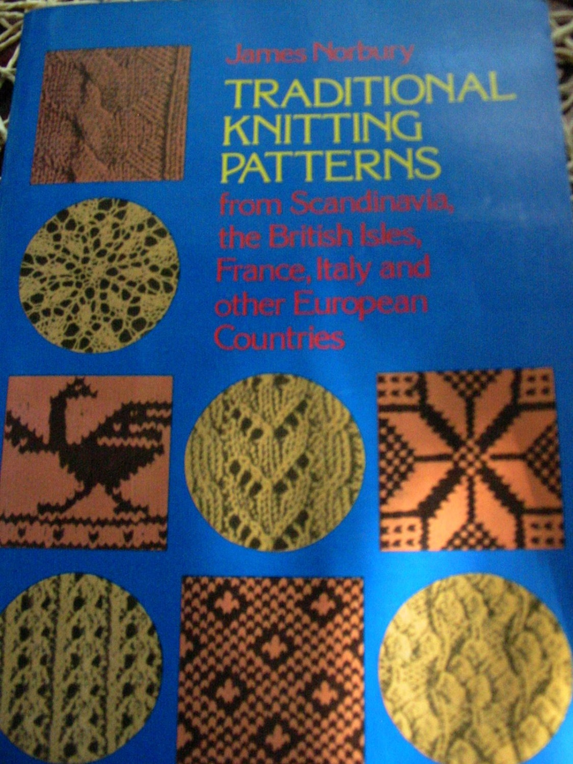 Traditional Knitting Patterns from Scandanavia, The British Isles ...