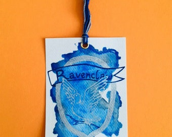 Harry Potter Inspired Bookmark: Ravenclaw